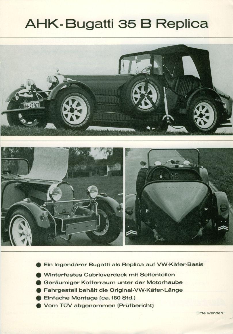 AHK Bugatti (Replica)