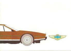 Aston Martin on Aston Martin Lagonda 1977