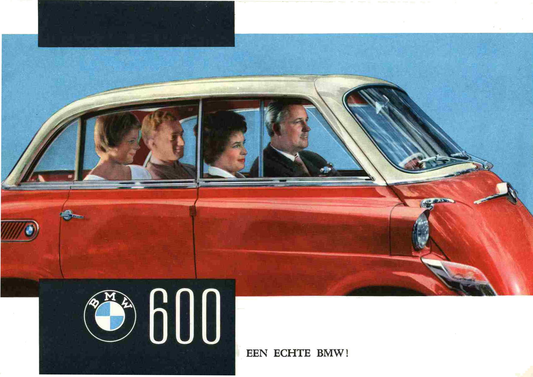 195759 BMW 600 brochure – Old Car Brochure