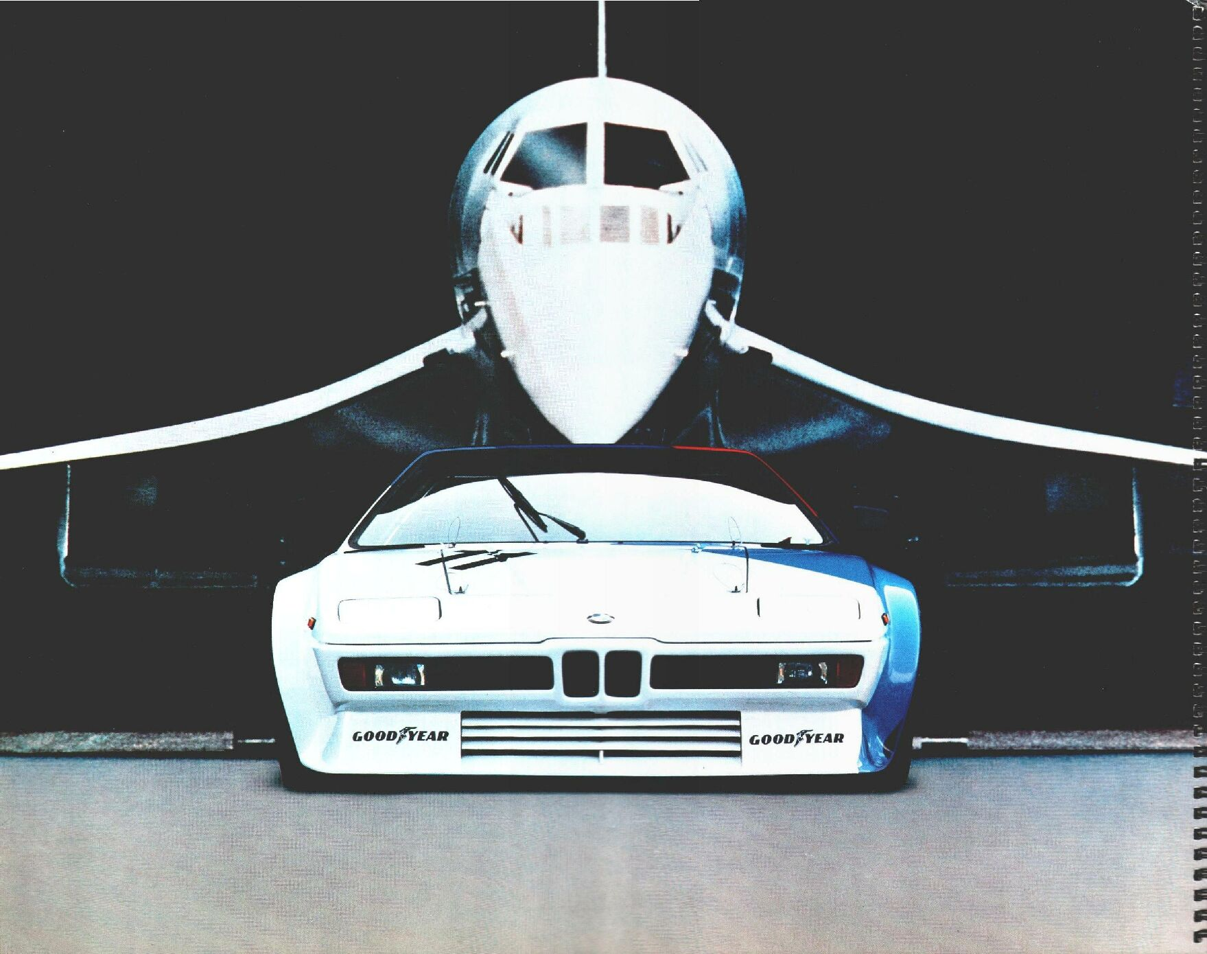 M1 Concorde Poster At High Resolution Needed Bmw M5