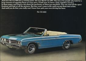 1967 Buick GS Convertible