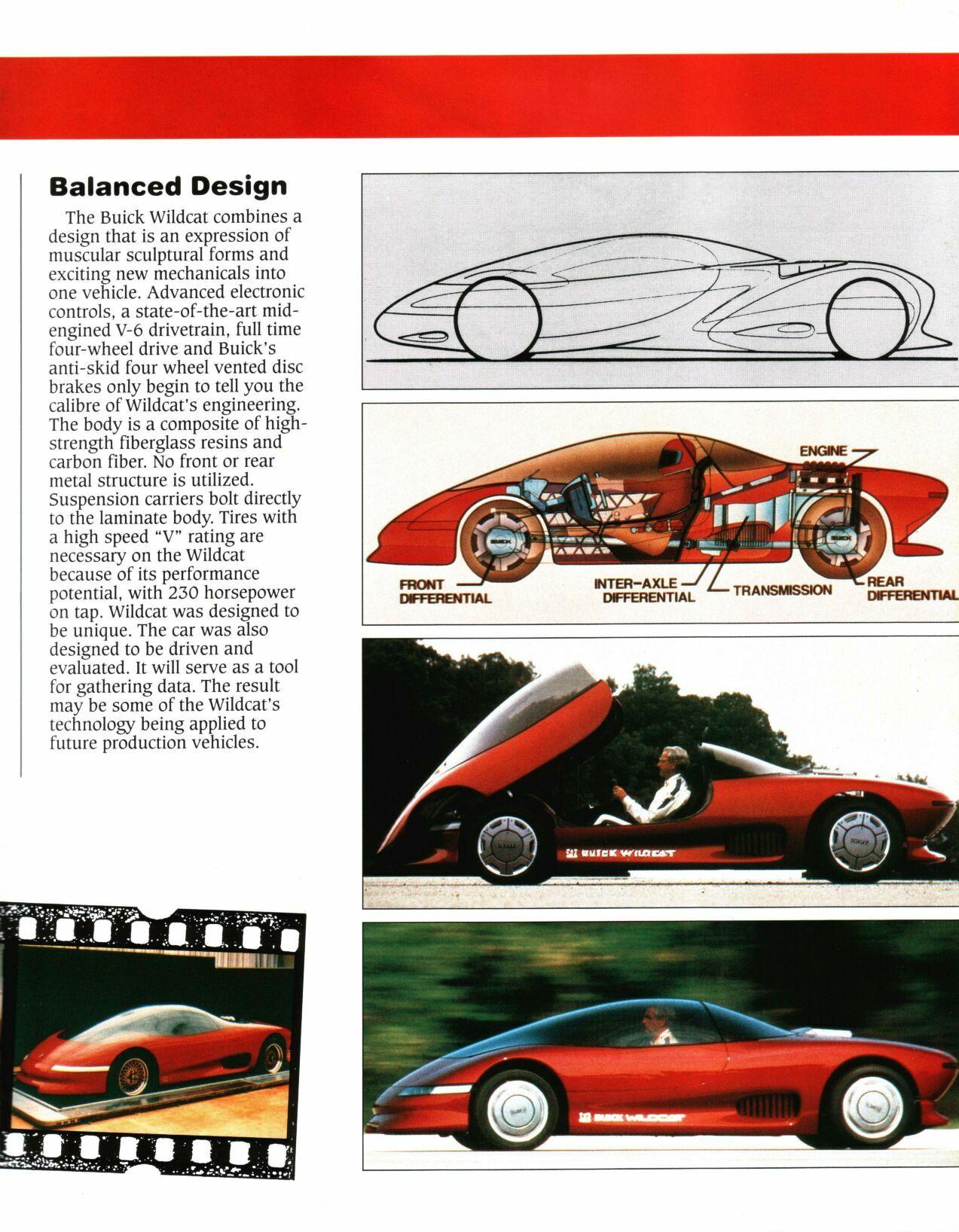 1987 Buick Wildcat Brochure
