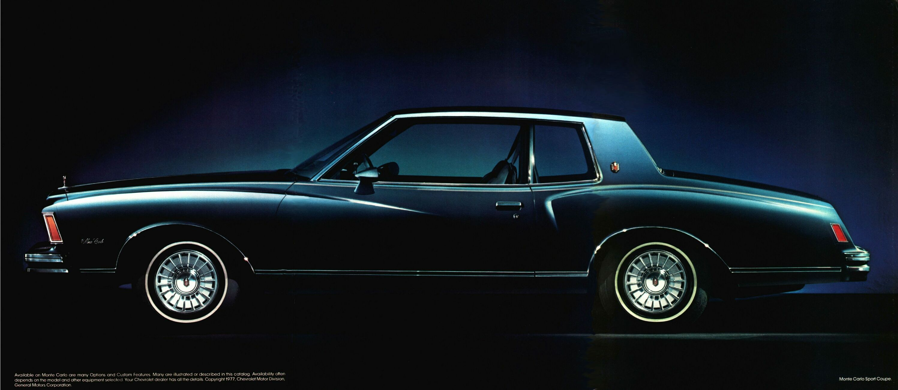 1978 Chevrolet Monte Carlo Brochure