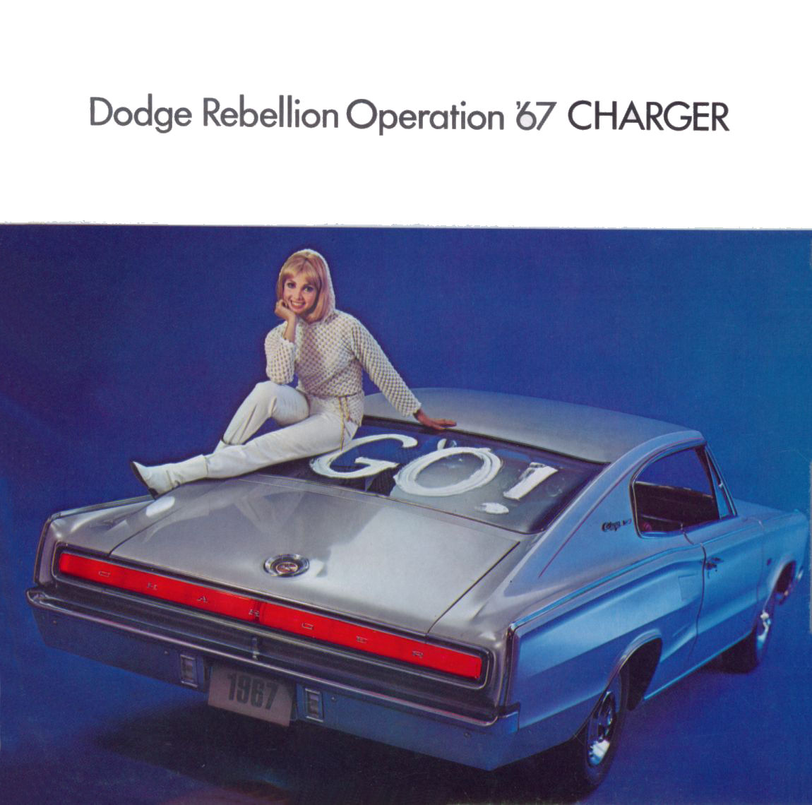 1967 Dodge Charger brochure