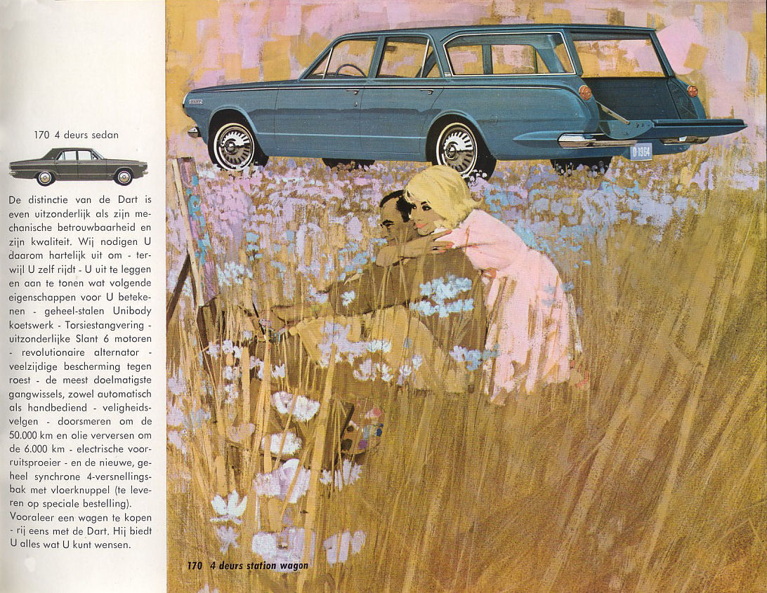 1964 Dodge Dart brochure