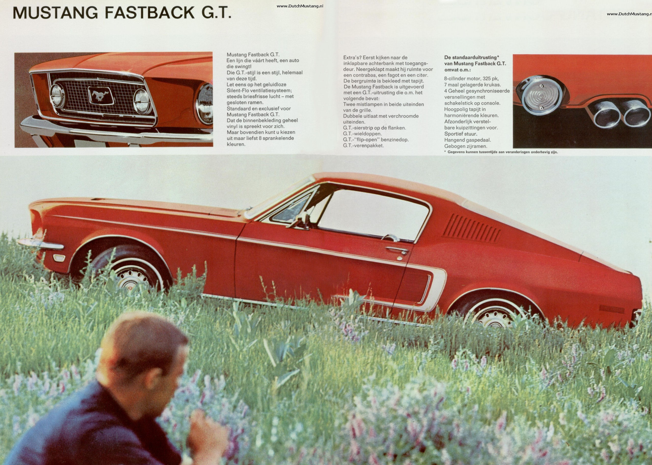 1968 Ford Brochure