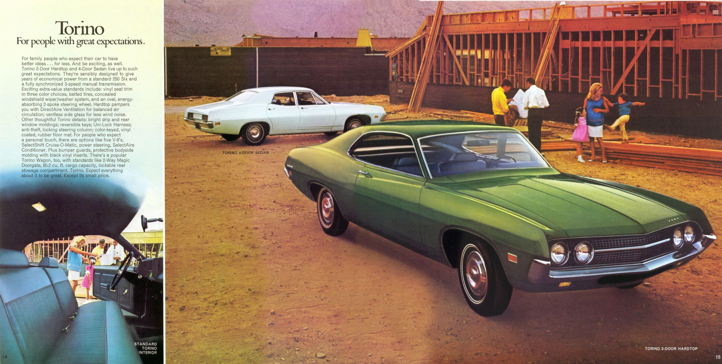 1971 Ford Torino brochure