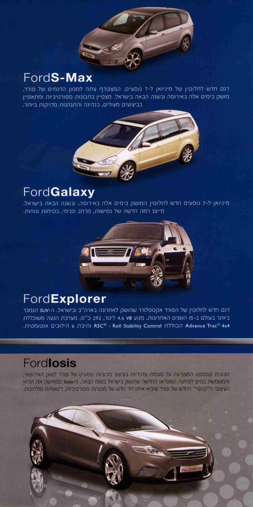 Old Galaxy Car