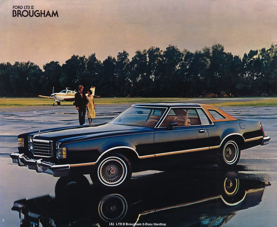 Ford LTD 2 Sport http://www.pic2fly.com/1978-Ford-Ltd-II-Sport.html