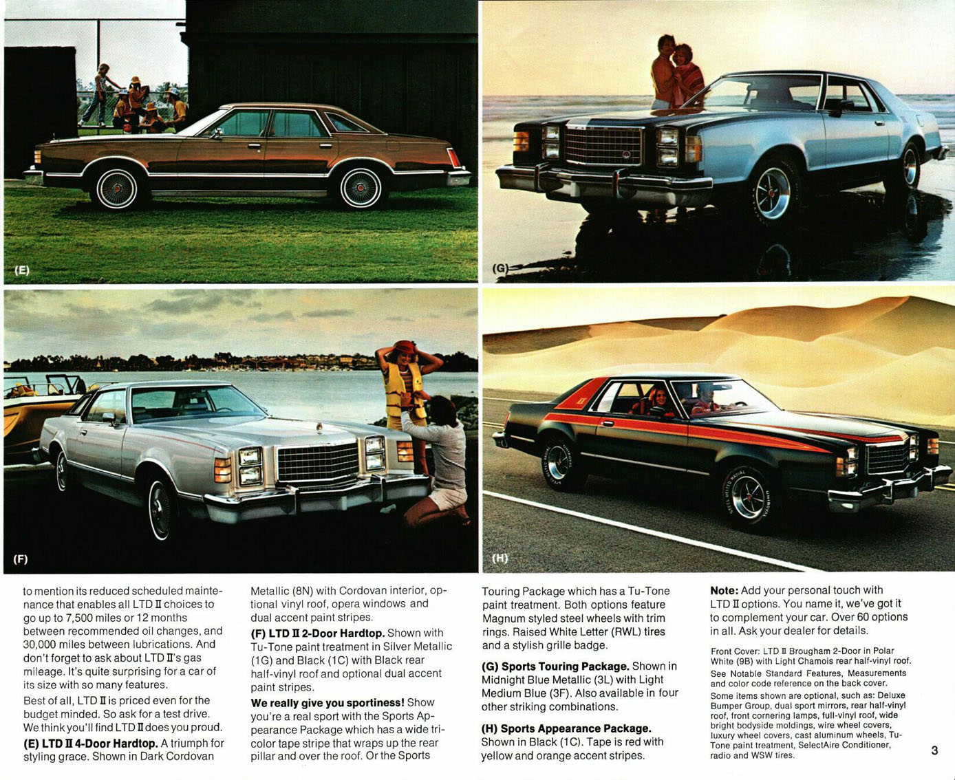 Ford LTD 2 Sport http://storm.oldcarmanualproject.com/fordltd1979.htm