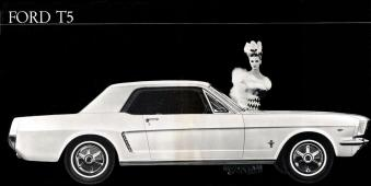 Ford Mustang T5 1965