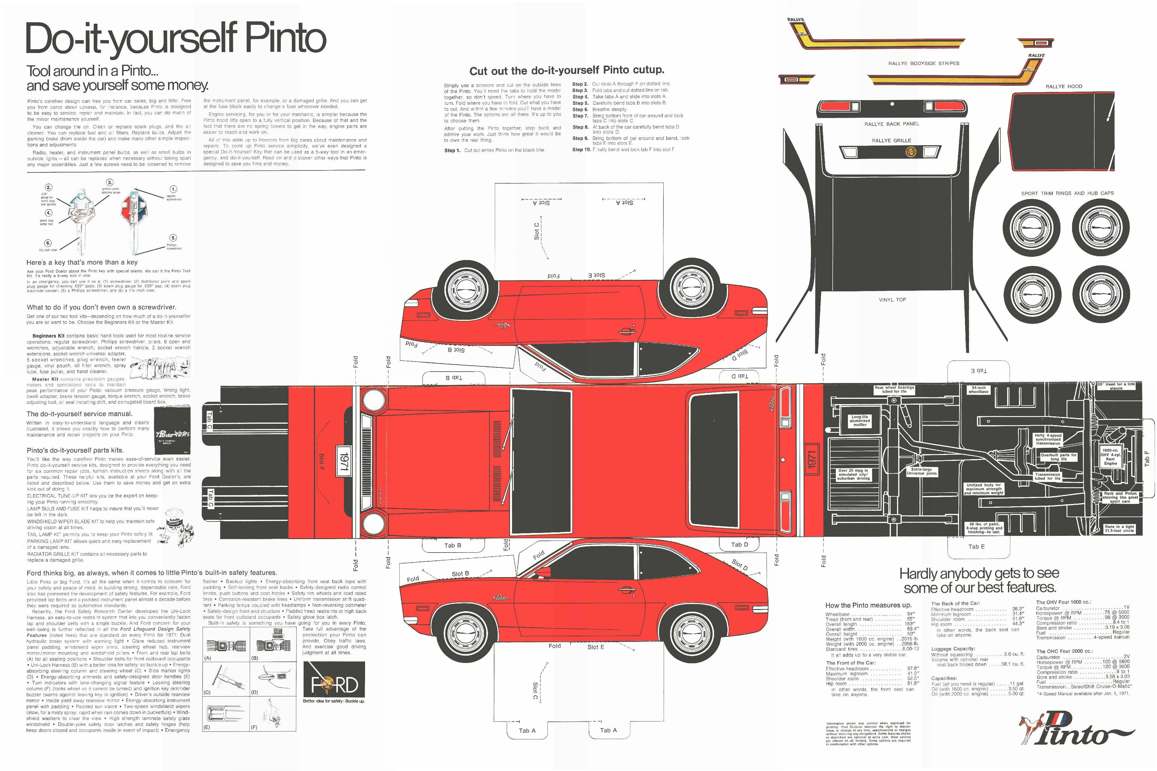 Car That  Ford Pinto