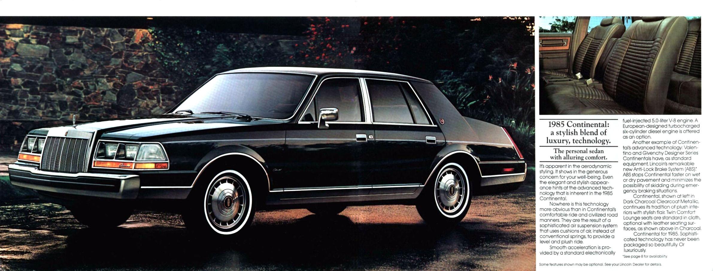 Lincoln 1985 border=