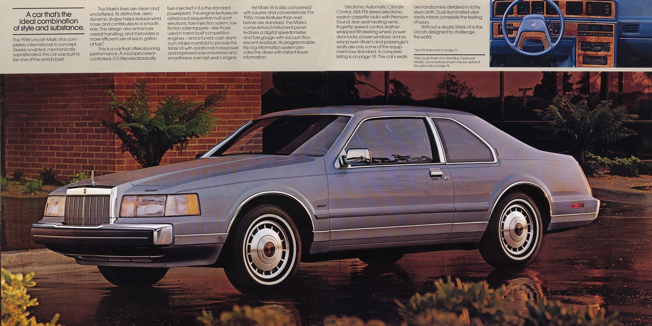 Lincoln Continental 1986 border=