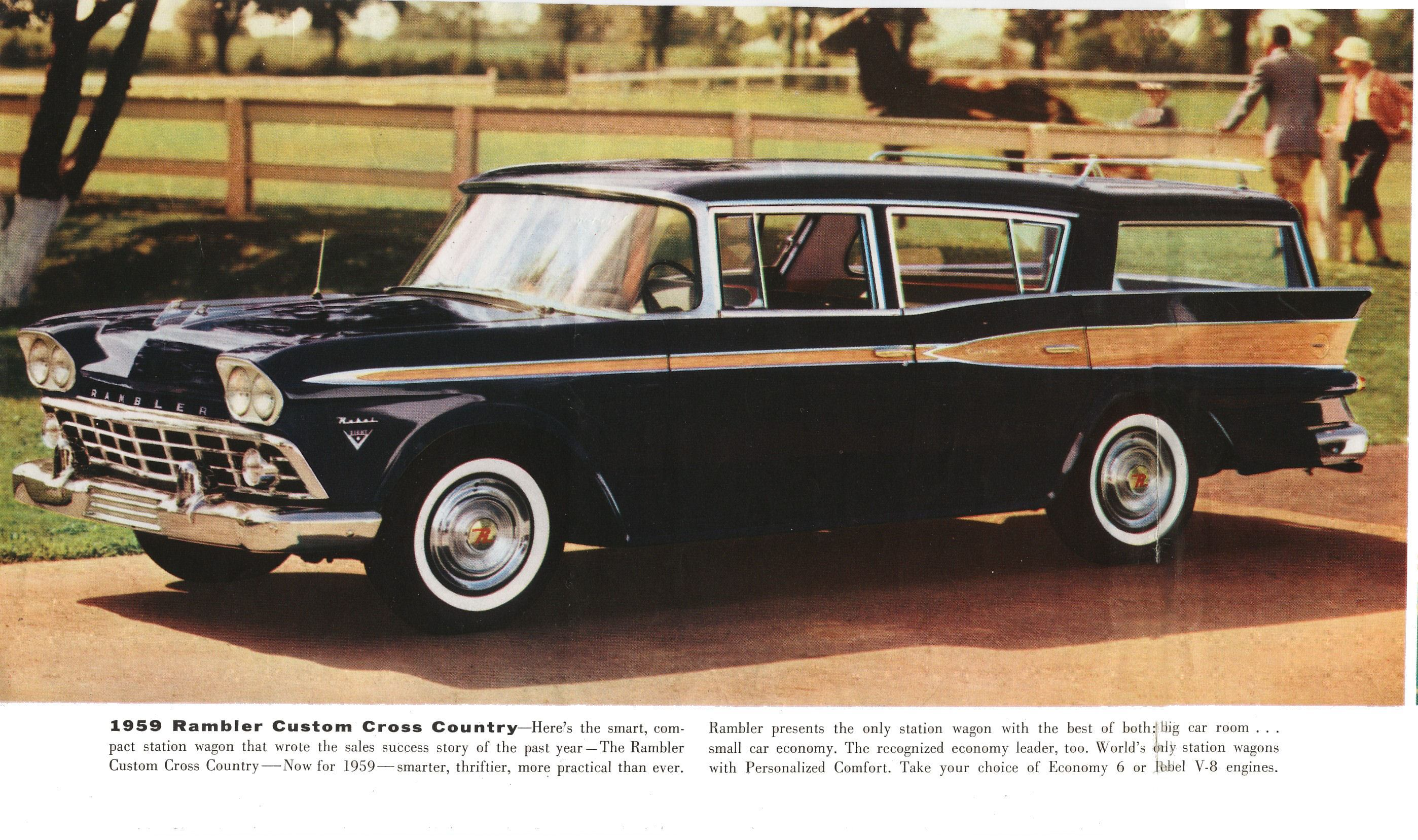 1960 Rambler Station Wagons For Sale | Autos Post